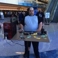 South Park's World of Warcraft Griefer (Jenkins) Cosplay by Jared NWBZPWNR