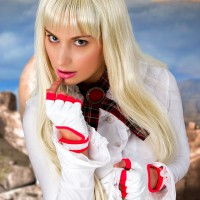 Marylin as Tekken's Lili