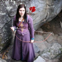Anime_wench's Susan Pevensie Chronicles of Narnia Cosplay