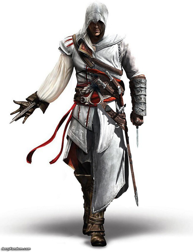 Altair_Assassin's Creed