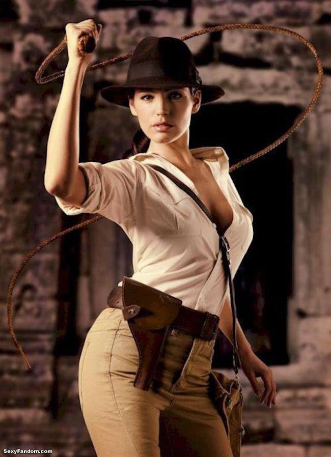 Indiana Jones Cosplay - Imgur