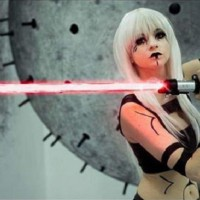 Sweet Revenge!: Andy Rae's Sith Lord Cosplay