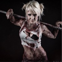Fun or Scary?: Raychul Moore's Lollipop Chainsaw Cosplay