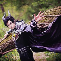 Maleficent Genderbend by Hakudoushi Cosplay