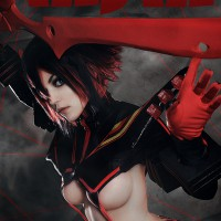 Ryuko Matoi by Christina Fink