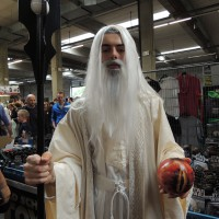 Faithless12's Lord of the Rings Saruman Cosplay