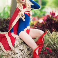 New 52 Supergirl by Megan Coffey