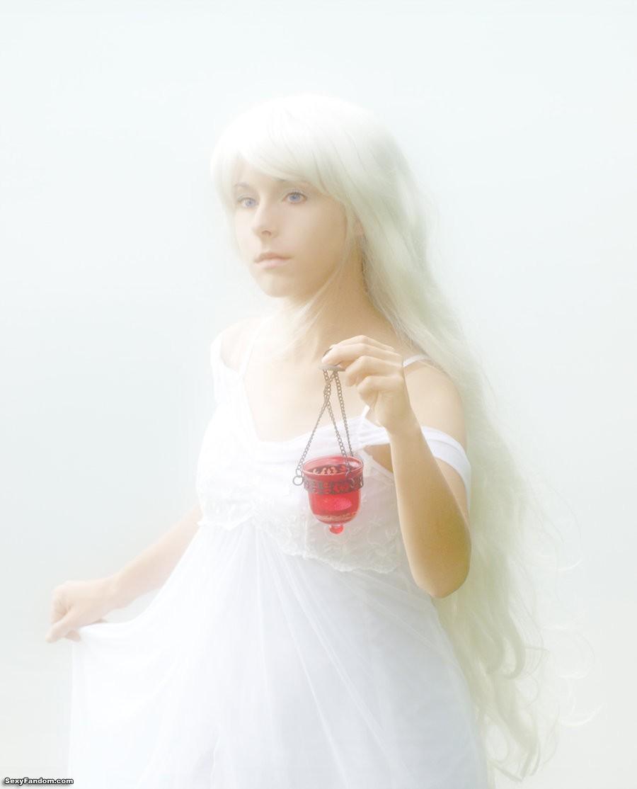 Ethereal Narnia Ramandu's Daughter Cosplay By Wish-UponAStar