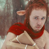 KatyaWarped's Excellent Chronicles of Narnia Mr. Tumnus Cosplay