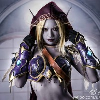 Intricate Sylvanas Cosplay by Kumi