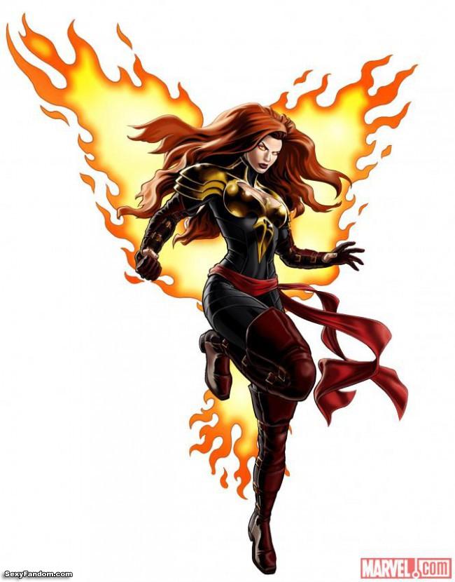 Phoenix_Marvel