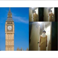 Big Ben and Merlion Low Cost Cosplay!