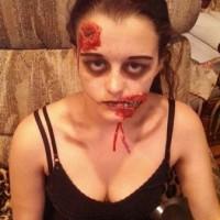 Creepy Make-up Cosplays by Francess Lynn Howard