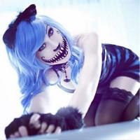 The Mischievous Cheshire Cat