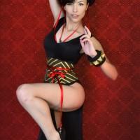 Chun-Li by Angela Bermudez Cosplay