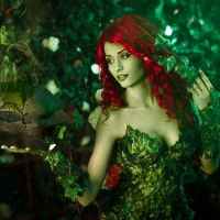 Poison Ivy by Vavalika Cosplay