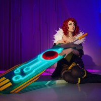 Red (Transistor) by MiraMarta Cosplay