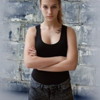 Another Mind Project's Tris Prior Divergent Cosplay