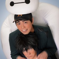 Endearing Big Hero 6 Cosplay by Jin, Miguel, and Kero