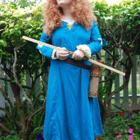 Awesome Merida Brave Cosplay by Rcsi1