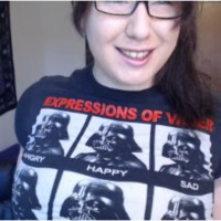 SumCamChik rocks the Vader T