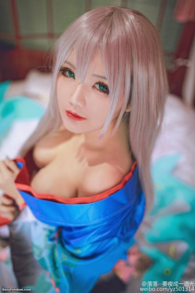 Tantalizing Chouun Shiryuu Cosplay