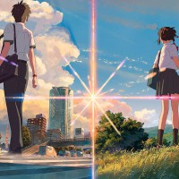 Only the best from Makoto Shinkai