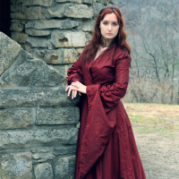 Kennigma's Intriguing Melisandre Game of Thrones Cosplay