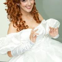 Wonderful Giselle Enchanted Cosplay by WendySomali