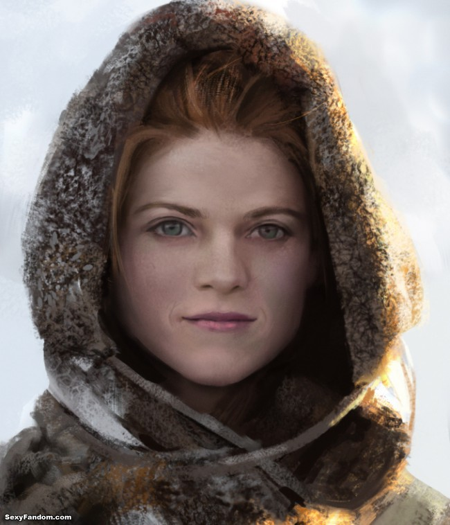 ygritte_by_alexnegrea-d7pvxc8