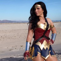 Viva WW Cosplay- Wonder Woman