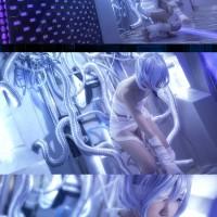 Spectacular Rei Ayanami Cosplay