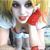 MissMolly gets a bit batty