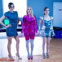SciFi DreamGirls Triples The Fun For You