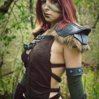 Aela The Huntress by Dragunova Cosplay