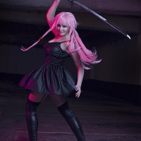 Yuno Gasai by Fairie Tails Cosplay