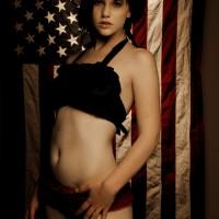 JenniRae Patriotically Erotic