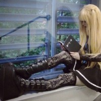 Misa Amane Cosplay by Demi Doom