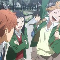Orange, the anime