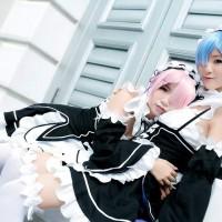 Beloved Twins from Re:Zero kara Hajimeru Isekai Seikatsu