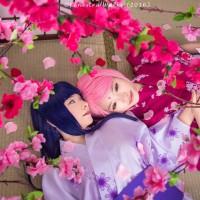 Sakura x Hina