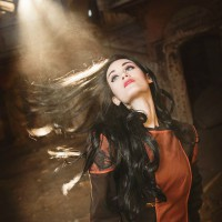 Asami Sato Cosplay from Portugal