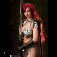 Red Sonja: The She-Devil with A Sword by Alice Maree Joy