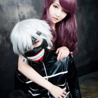Tokyo Ghoul Cosplay Controversially Hot