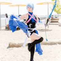Kingdom Hearts' Aqua
