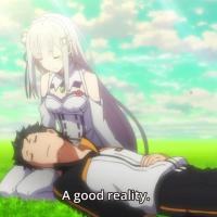 Re: Zero kara Hajimeru Isekai Seikatsu episode 25 Season Ender