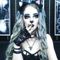 Xandria Goddess Cool Cat