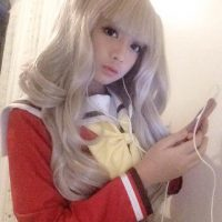 Nao Tomori Cosplay from Charlotte