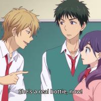 Watashi ga Motete Dousunda Episode 1