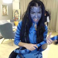 Crazy Team Avatar Cosplay